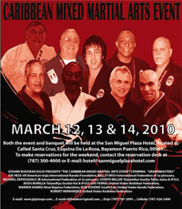 Caribbean Martial Arts Event